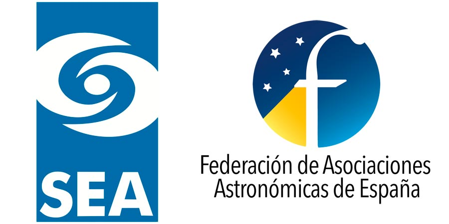 Logotipos de SEA  y FAAE